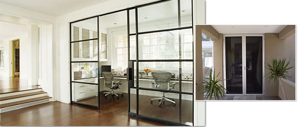 Stainless steel security screens